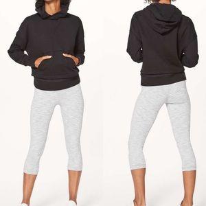 Lululemon Warm Down Hoodie pullover sweatshirt